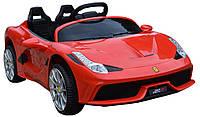 Детский электромобиль 8858 Ferrari Красный (OL00220) КОД: OL00220