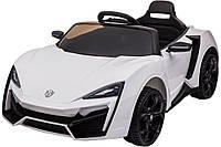 Детский электромобиль FT5188 Lykan Hypersport Белый (OL00221) КОД: OL00221