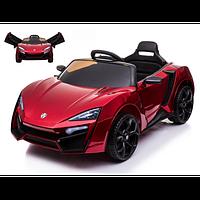Детский электромобиль FT5188 Lykan Hypersport Красный (OL00222) КОД: OL00222