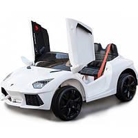 Детский электромобиль Lamborghini C 1188 Белый (OL00223) КОД: OL00223