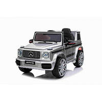 Электромобиль Джип Mercedes-Benz G63-0003 Серебряный (OL00231) КОД: OL00231