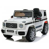 Электромобиль Джип Mercedes-Benz G63-0003 Белый (OL00233) КОД: OL00233