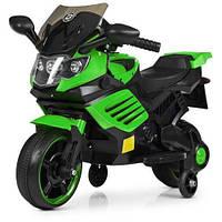 Мотоцикл 158-1 BMW Зеленый (OL00235) КОД: OL00235