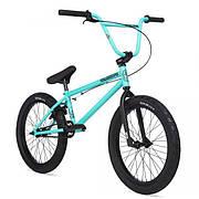 """Велосипед 20"""" Stolen CASINO XL рама - 21.0"""" 2020 CARIBBEAN GREEN"""