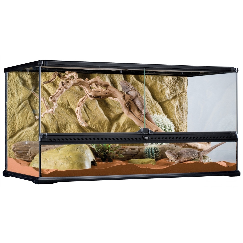 Hagen Exo Terra Large Wide Terrarium террариум 90х45х45см - Интернет-магазин AMKfish в Харькове