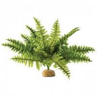 Hagen Exo Terra Rainforest Plant Boston Fern Medium искусственное растение папоротник средний
