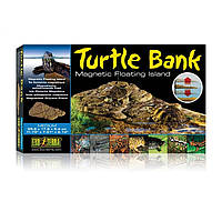 Hagen Exo Terra Turtle Banks Medium островок для черепах 29.8x17.8x5.4cм