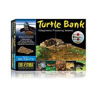 Hagen Exo Terra Turtle Banks Small островок для черепах 16.6x12.4x3.3cм
