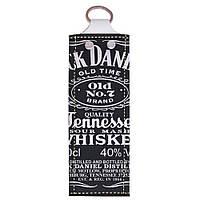 Ключница  v.1.0. Fisher Gifts 661 Jack Daniels (эко-кожа)