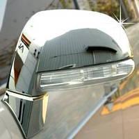 Накладки на зеркала Chevrolet Captiva
