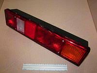 Фонарь задний ГАЗ 3302, 24В, 435x95x80 (Руслан-Комплект). Ф-412-01