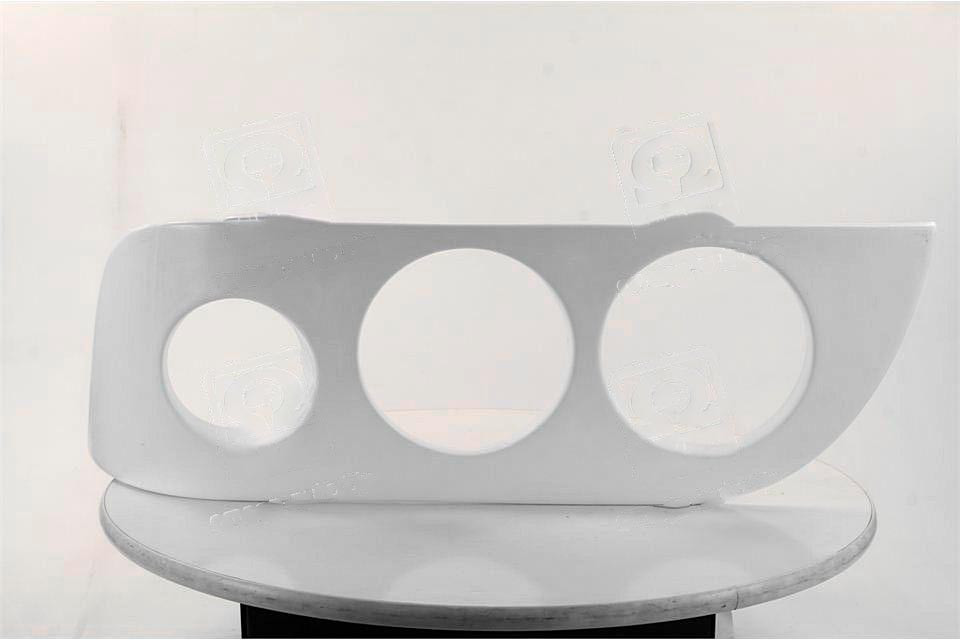 Накладка фары Богдан Е-2 левая белая . А092-5301011-W-DK