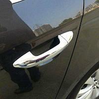Накладки на ручки нерж Volkswagen Passat B7