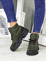 Ботинки изумруд Sport 7233-28, фото 1