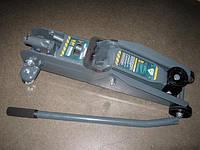 Домкрат подкатной, 2,5т., Н=140/385 12кг . ARM-08