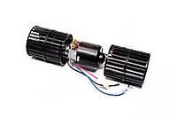 Электродвигатель отопителя ГАЗ 3302, ПАЗ с крыльчаткой (DECARO). 68.3780