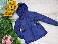 Куртка для девочки весна-осень код 898  размеры на рост от 134 до 152 возраст от 7 лет и старше, фото 1