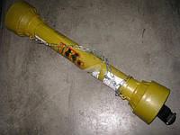 Вал карданный 8х6 (710-1160мм)(47л.с.)(Роторная косилка Z-169 , КРН-1,65) (пр-во Прогресс). T4.0710.1160AK