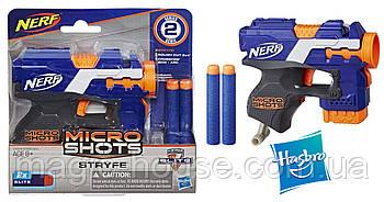 Нерф Бластер Микрошот Еліт Страйф Nerf MicroShots N-Strike Elite Stryfe оригінал від Hasbro