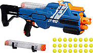 Нерф Бластер Райвал Гіпноз NERF Rival Gypnos XIX-1200 (Blue) оригінал від Hasbro, фото 4