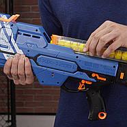 Нерф Бластер Райвал Гіпноз NERF Rival Gypnos XIX-1200 (Blue) оригінал від Hasbro, фото 7