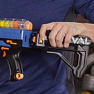 Нерф Бластер Райвал Гіпноз NERF Rival Gypnos XIX-1200 (Blue) оригінал від Hasbro, фото 9