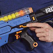 Нерф Бластер Райвал Гіпноз NERF Rival Gypnos XIX-1200 (Blue) оригінал від Hasbro, фото 10