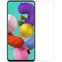Защитная пленка Nillkin Crystal для Samsung Galaxy A51