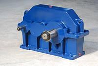Промышленные горизонтальные цилиндрические двуступенчатые редукторы типа 1Ц2У-125