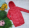Куртка на девочку на весну код 895  размеры на рост от 140 до 158