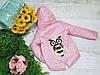 Куртка для девочки весна-осень код 893 размеры на рост от 98 до 116 возраст от 3 лет и старше
