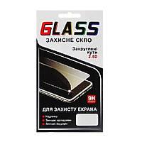 Защитное стекло Sony D2302 Xperia M2 (0.3 мм, 2.5D, с олеофобным покрытием)