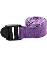 Ремень для йоги LiveUp YOGA STRAPS LS3236A