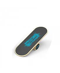 Балансборд LivePro Balance Board, черный/синий
