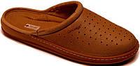 Тапочки диабетические, для проблемных ног мужские Dr. Luigi PU-01-20-11-20-KS