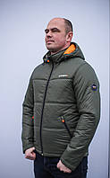 "Мужская,демисезонная куртка ""Ice Peak"".Новинка-2020.Replic-Design."