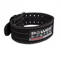Пояс для пауэрлифтинга Power Lifting PS-3800 Black L R145390