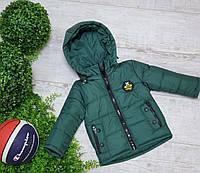Куртка для мальчика  892 размеры на рост от 74 до 98 возраст от 1 года и старше, фото 1
