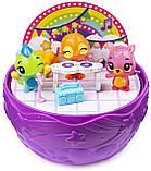 Hatchimals Секретное яйцо сюрприз с 3-мя фигурками 6047122 CollEGGtibles Secret Surprise Playset, фото 8