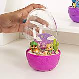 Hatchimals Секретное яйцо сюрприз с 3-мя фигурками 6047122 CollEGGtibles Secret Surprise Playset, фото 3