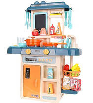 Детская Кухня Kitchen  Пара, Звук, Вода 63 см.