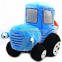 Мягкая игрушка «Синий трактор» Копиця, 25х20х22 см (00663)