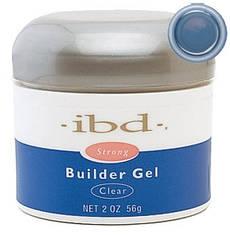 Гель прозрачный конструирующий IBD Builder Gel Clear  56 г.