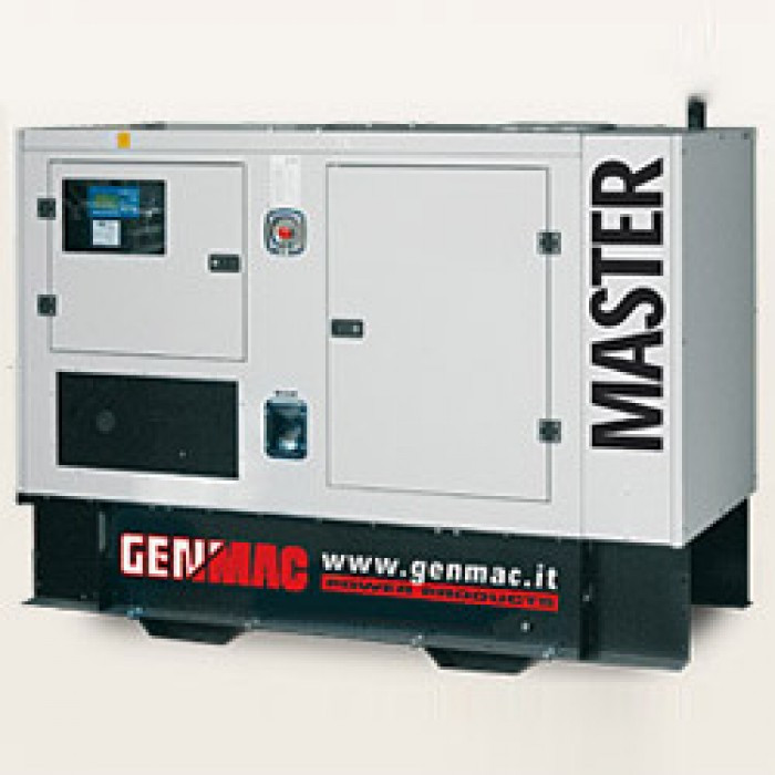 ⚡Genmac MASTER G30GSA Natural Gas (31 кВа)