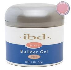 Гель розовый конструирующий IBD Builder Gel Pink 56 г.