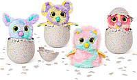 Оригинальная интерактивная игрушка в яйце Загадочный Мир Хетчималс Hatchimals Mystery 6043736