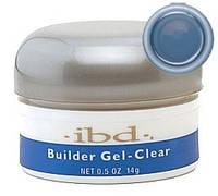 Гель прозрачный конструирующий IBD Builder Gel Clear  14 г.