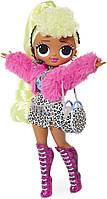 Оригинальная кукла ЛОЛ Сюрприз Леди Дива L.O.L. Surprise! O.M.G. Lady Diva Fashion Doll 560562