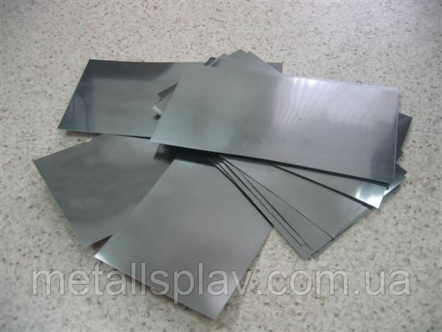 Танталовый ТВЧ лист (ассортимент)