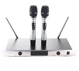 Радиосистема SH UGX8 II, база, 2 микрофона